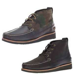 Boots Men's Shoes Industrious New Cole Haan Men's Pinch Rugged Chukka Boots Leather Ankle Solid/camo Shoes Making Things Convenient For Customers