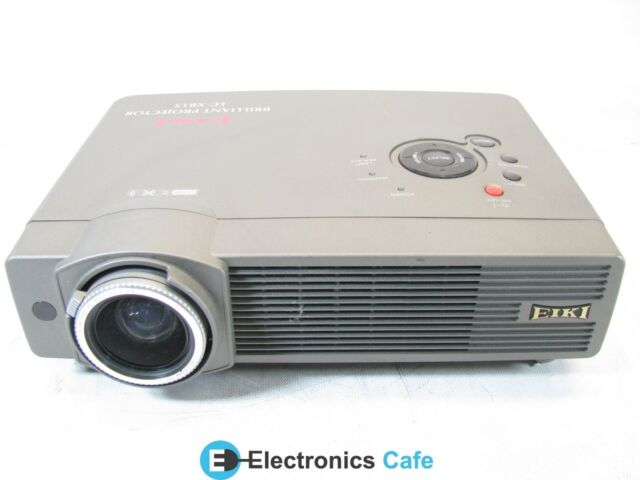 Eiki LC-XB31 450:1 Contrast 2,500 Lumens LCD Video Projector w//Lamp *No Remote*