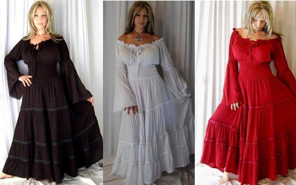 Boho Peasant Gypsy Lace Detail Maxi Dress Dress Dress 12 14 16 18 Swirl Clothing Alt Ethnic   Reichhaltiges Design    Jeder beschriebene Artikel ist verfügbar    Merkwürdige Form  18562e