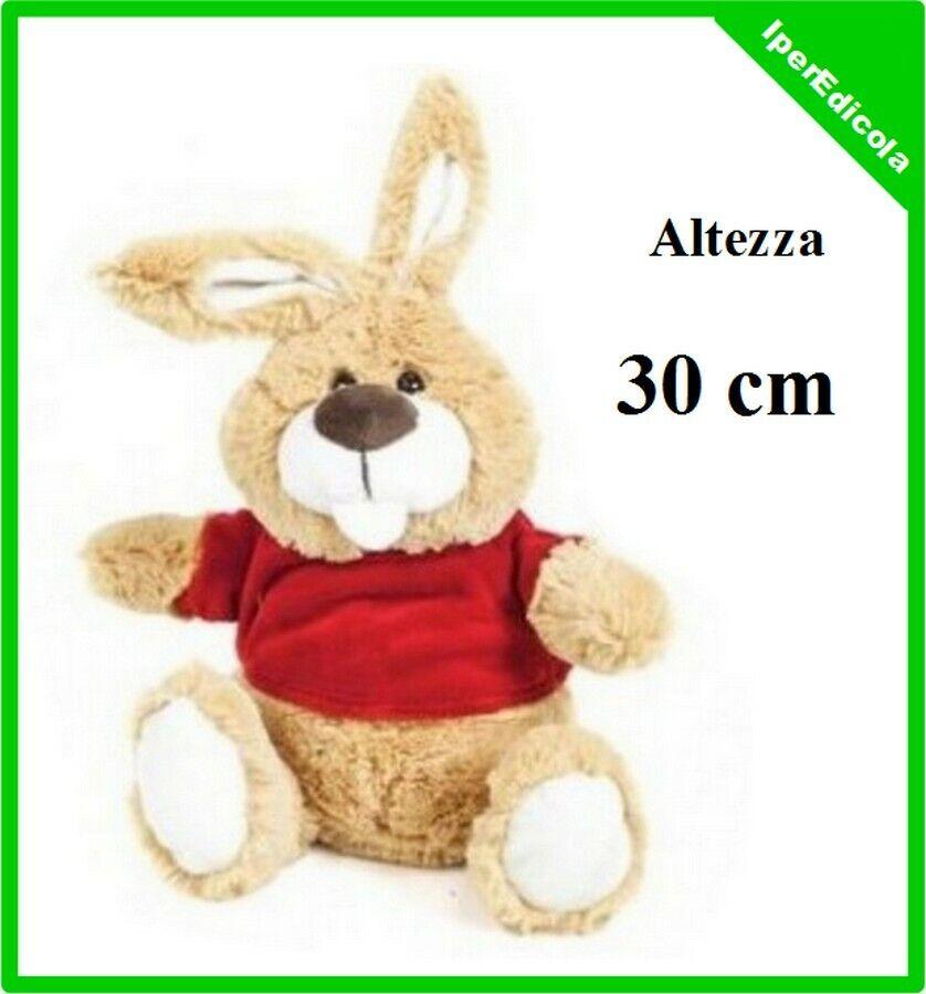 BING Peluche Musica Parlante Lingua Italiana 30cm Cantante Coniglio 6Z