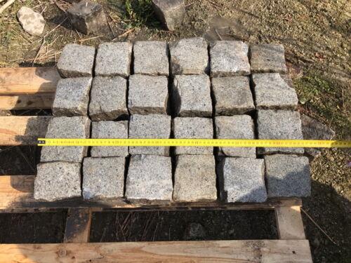 Granitpflaster 9/11cm Klasse 1