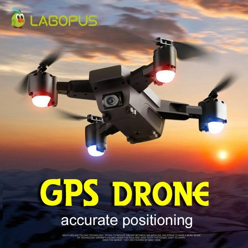 Pieghevole GPS Drone  Con Videotelecamera HD Professionale FPV RC Quadcopter 1080p 2.4 5G  i nuovi stili più caldi