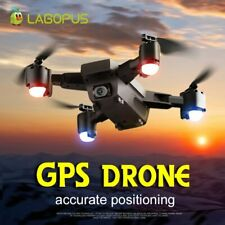 Foldable GPS Drone with Camera HD Professional FPV RC Quadcopter 1080p 2.4/5G