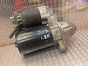 MERCEDES-C-Clase-CLK-W203-W209-180-200-Compresor-Motor-De-Arranque-0051513901