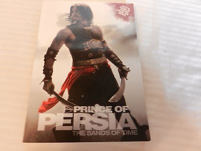 Prince Of Persia The Sands Of Time By James Ponti And Disney Book Group Staff 9781423117803 Ebay