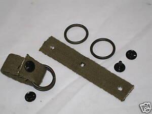 Kit Jugulaire Tap Mod 56 Toile Beige Boucles Kaki 5itpaz0j-07235406-432523300