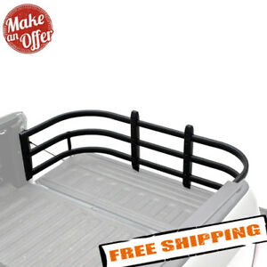 AMP Research 74814-01A Frontier BedXTender HD MAX Black by AMP Research