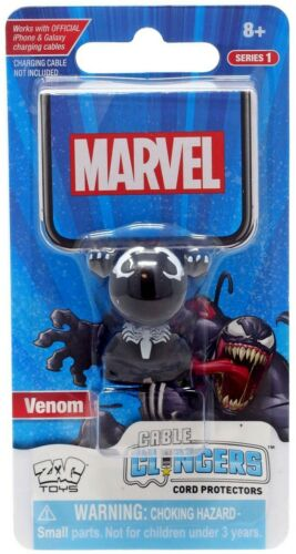 Câble Marvel clingers Venom Cord Protector Set de 2