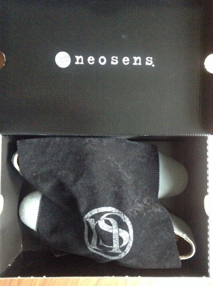 Neosens COTTON COTTON COTTON CLUB ~ S728 ~ Größe 44/10 ~ Farbe Suede Jeans ~ Neu im Karton! c56d53