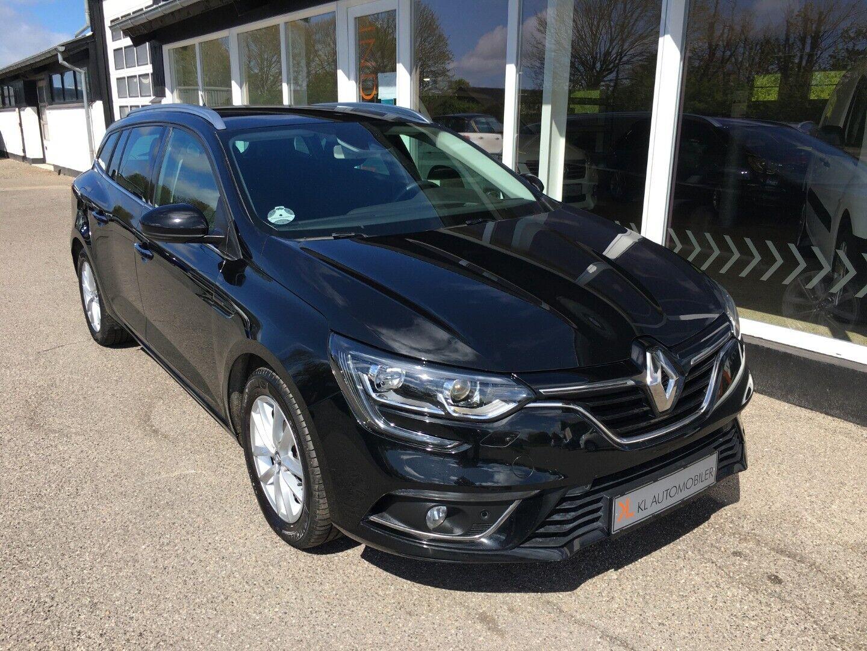 Renault Megane IV 1,5 dCi 110 Zen ST 5d - 153.000 kr.