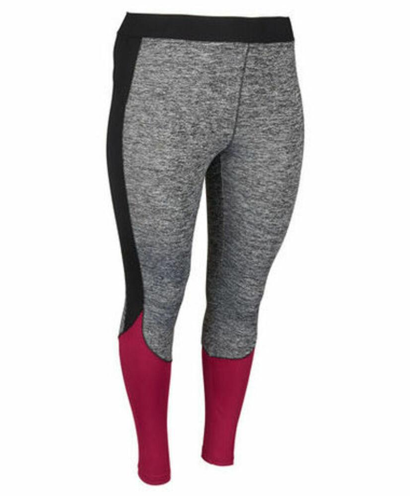 JAKO Running Fitness Capri Casual Jogging Corsaire Femme Noir