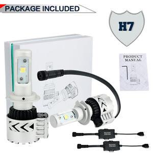 72w 12000lm xhp50 led h7 auto scheinwerfer leuchte lampe. Black Bedroom Furniture Sets. Home Design Ideas