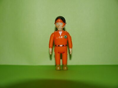 Fireman Sam Figures /_ Norman Price /_ movable figure /_ medium 5 cm high/_used