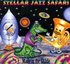 Made in the Shade [Digipak] by Stellar Jazz Safari (CD, 2010, ShaderGator Music)