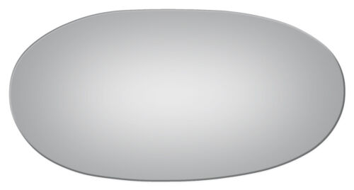 New Flat Driver Side Mirror Glass Replacement For 1995-1999 Buick Riviera