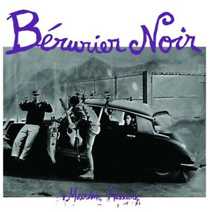 BERURIER-NOIR-MACADAM-MASSACRE-AZM-RECORDS-12-034-LP-VINYLE-NEUF-NEW-VINYL-REISSUE