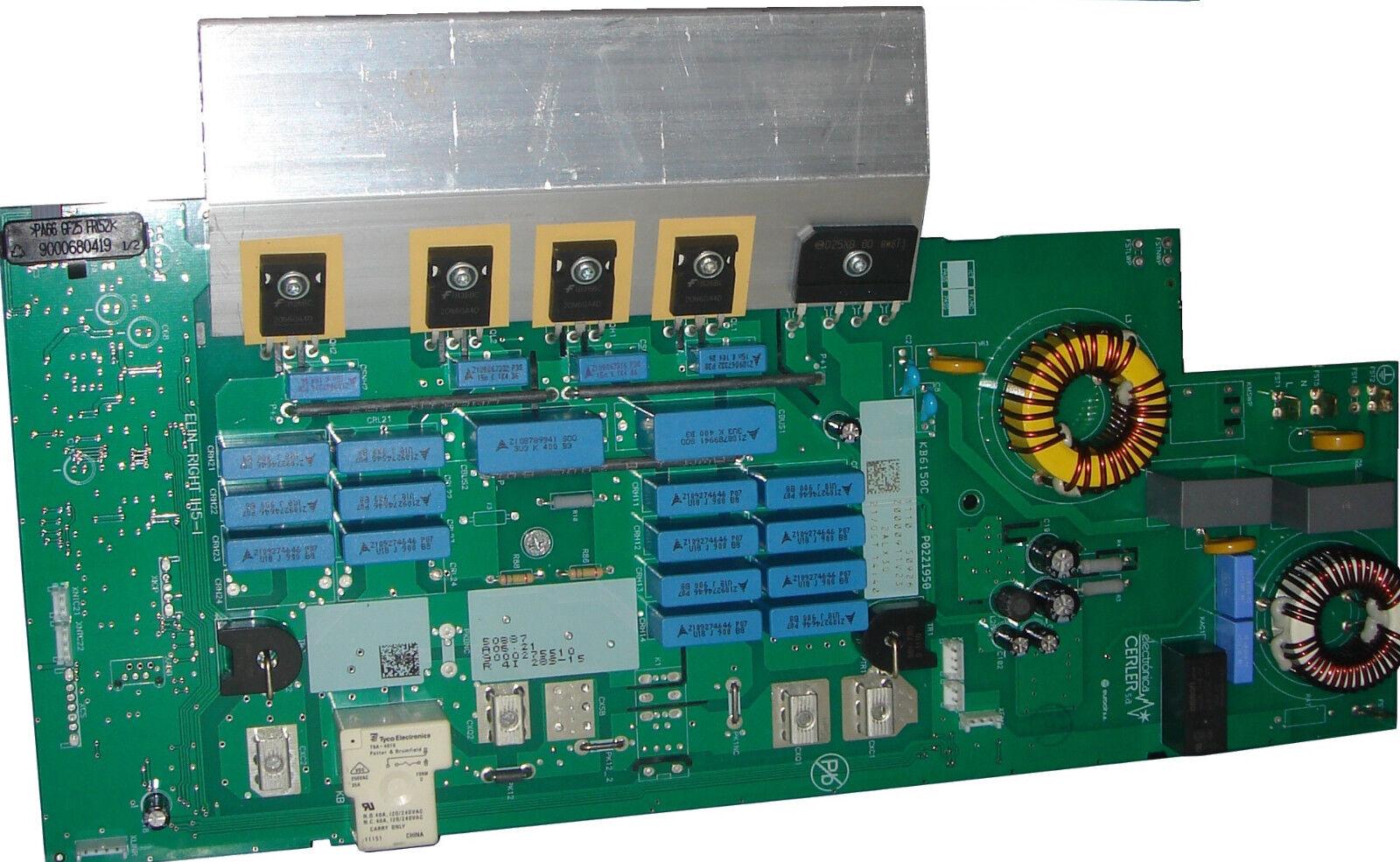 Induktion platine neff bosch siemens electronica cerler p0221950