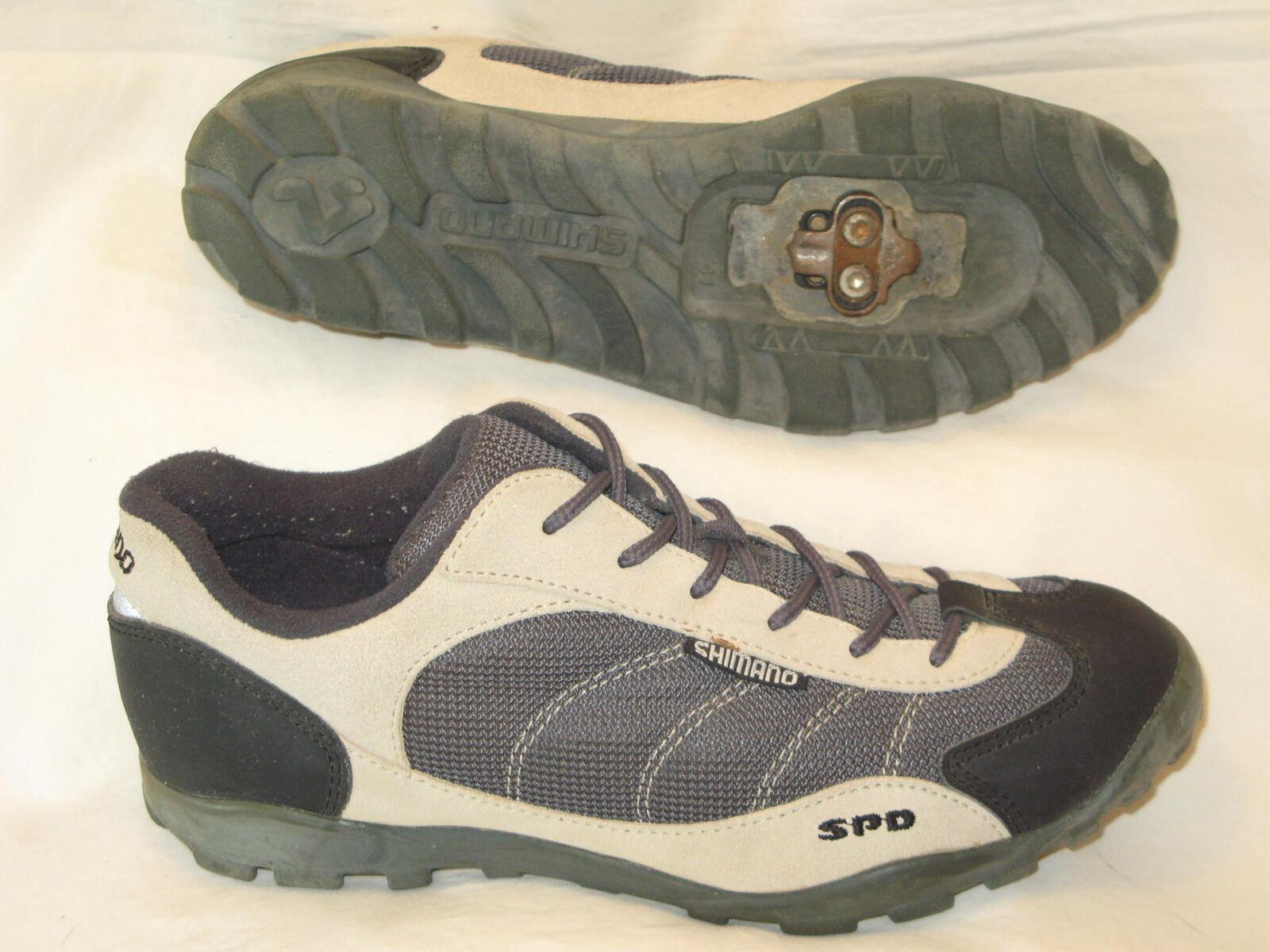 Shimano Schaft M020 Mountainbike Schuhe Eu 41 USA Damen Damen Damen Größe 9 Herren 7.5 49001a