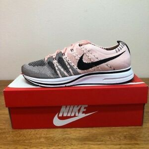 4a825905aac0b New Nike Flyknit Trainer Sunset Tint Black Pink Beach AH8396-600 ...