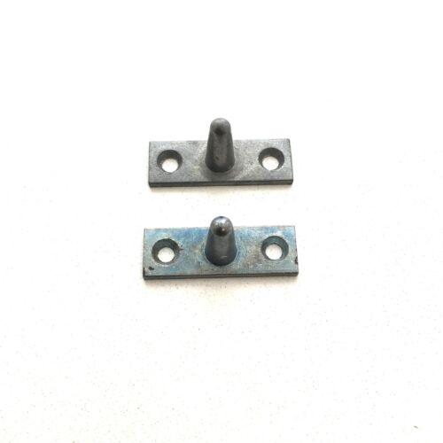 "12/"" Casement Fasteners-Staylocks Satin Aluminum Casement Window Stays 8 /""-10/"""