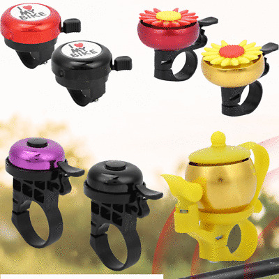 Fashion Bicycle Ping Bell Bike Handle Ring Bell Bike Accessories Bells /& Horns