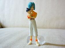 Dragon Ball Z GT KAI Bulma Trunks   HG Gashapon Mini Figure Bandai DBZ