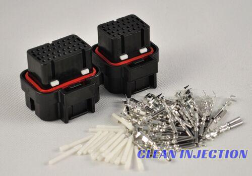 Haltech Platinum Sport 1000 2000 ECU Connector plug EMS EMU pins terminals