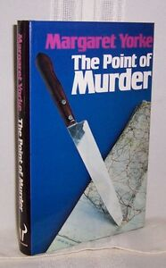 Margaret-Yorke-THE-POINT-OF-MURDER-First-edition-Inscribed-and-SIGNED-by-author