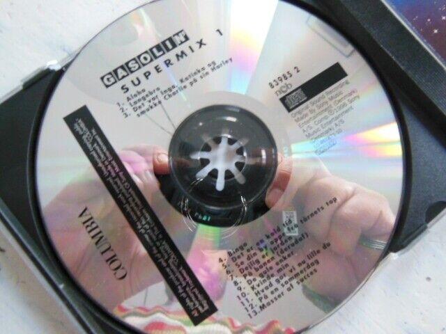 Gasolin: SUPERMIX - Compilation fra 1980: GASOLIN KIM