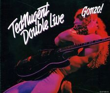 Double Live Gonzo! by Ted Nugent (CD, Mar-1992, Epic)