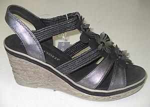 Marco 28302 Damen Schuhe 20 Plateau Tozzi keil absatz 098 Neu Sandale r0q5rxH