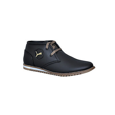 West Code Mens Casual Shoes 705 Black