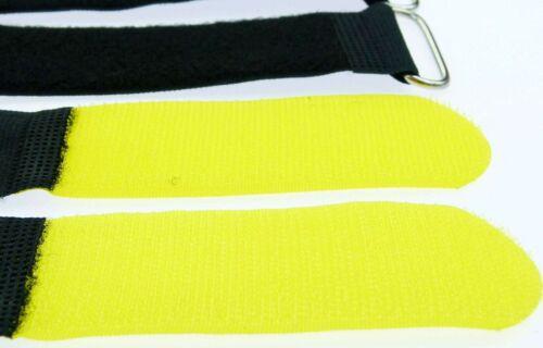 Klettkabelbinder 12mm x 150-300mm bridas cinta de velcro velcro