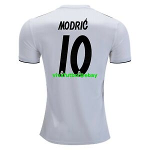 official photos 29f99 34e8d NEW Adidas Mens Real Madrid 18/19 Home Soccer Jersey LUKA ...