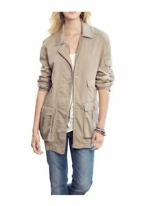 Damen Best Jackebeige Connections Safari Details Style Heine zu c3RqL4A5j