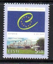 ESTONIA MNH 1999 SG330 50TH ANV OF COUNCIL OF EUROPE