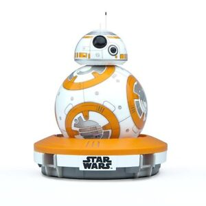 Robot-BB-8-Star-Wars-Electronico-Droide-Disney-Conexion-Bluetooth-Smart-a-Movil
