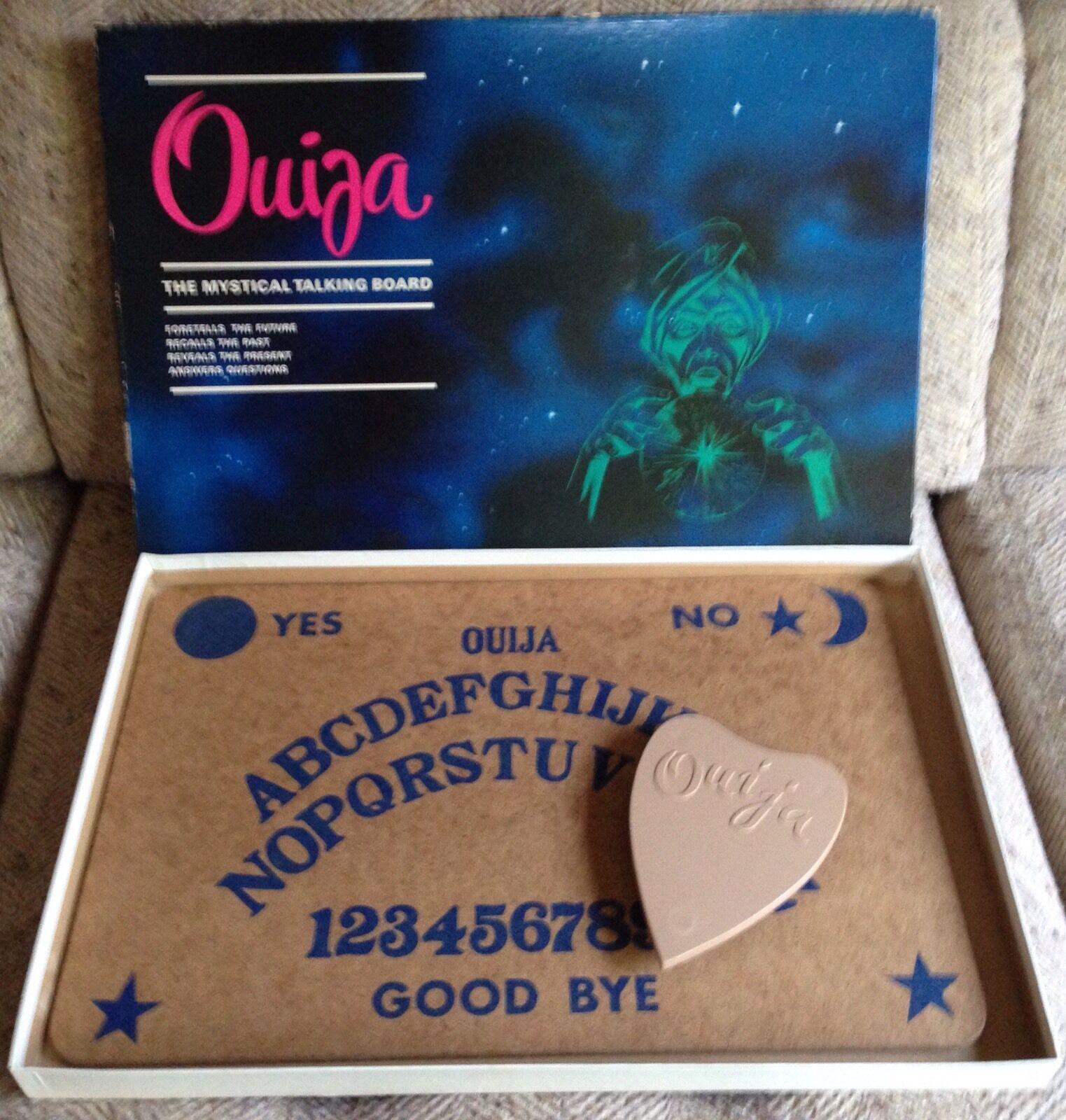 Jahrgang copp clark ein ouija - brett f152 komplette spanplatten - spiel