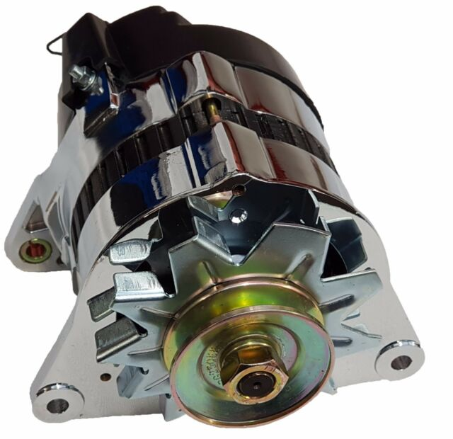 V6 Engines Accuspark 45 amp 18ACR Left Hang Alternator for Ford Pinto and V4