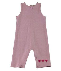 JACADI Girl/'s Retisser Sky Blue Ruffle Long Dungarees Size 12 Months NWT $72