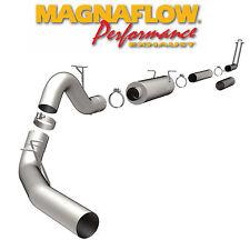 "Magnaflow 4"" Turbo Back Exhaust System 1998-2002 Dodge Ram 2500 3500 Diesel 5.9L"
