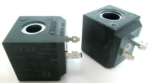 Ceme 688 Elettrovalvola Bobina 230V per Philips GC8220 Gc Caldaia Ferro da Stiro