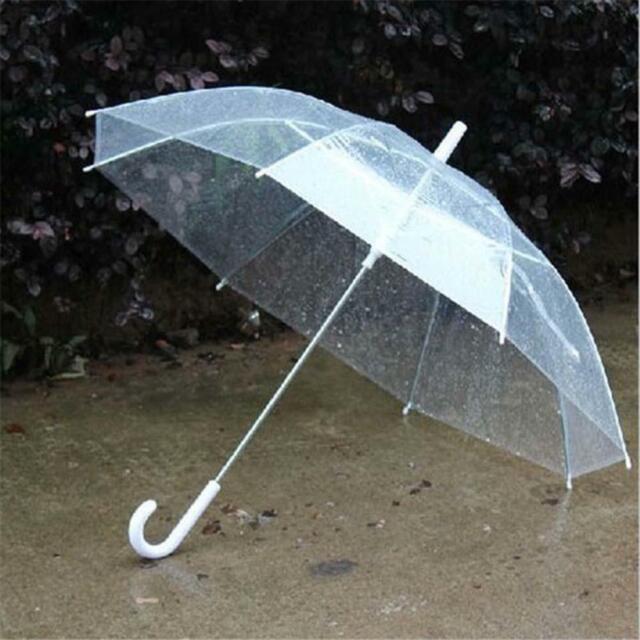 UM3005 Rainbow Striped Long Stick Windproof Umbrella Metal Frame Compact