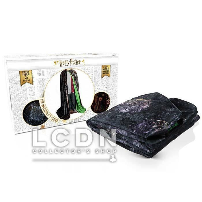 Harry Potter Invisibility Cloak Cape Replica 1 1 Standard Version WOW STUFF