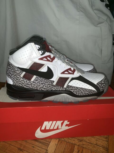f7a9b5464acda Nike Air Trainer SC High PRM QS Alabama Crimson Tide -Size 9.5