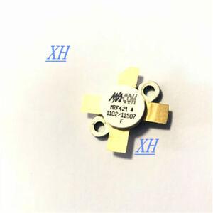 1PCS-MRF421-la-linea-de-RF-transistor-NPN-Silicon-Power-100W-PEP-30MHz-28V