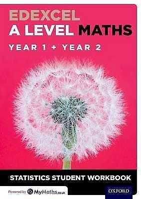 Edexcel A Level Maths: Year 1 + Year 2 Statistics Student Workbook (Pack of...