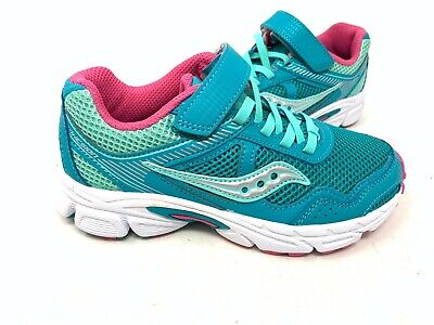 NEW! Saucony Youth Girl's Cohesion 10
