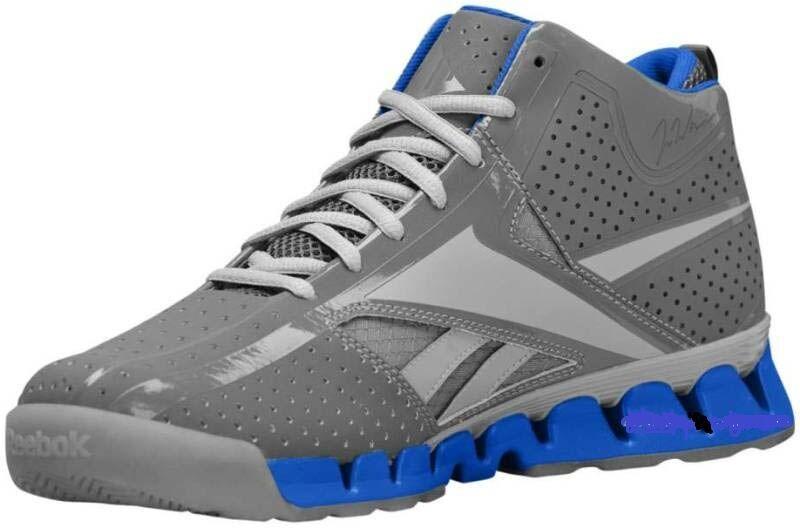 New Reebok John Wall ZigEncore Basketball Shoes J89758 Size 8 Scarpe classiche da uomo