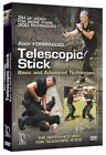 Telescopic Stick Basic and Advanced Techniques with Alain Formaggio (DVD, 2012)